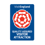Logo of VisitEngland – Quality Assured Visitor Attraction