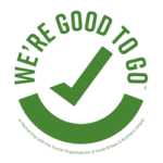 Logo of We're Good to Go