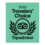 Logo of 2020 Travellers' Choice
